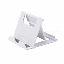 Cwxuan Mini Universal Adjustable Foldable Cell Phone Tablet Desk Stand Holder, Smartphone Mobile Phone Bracket