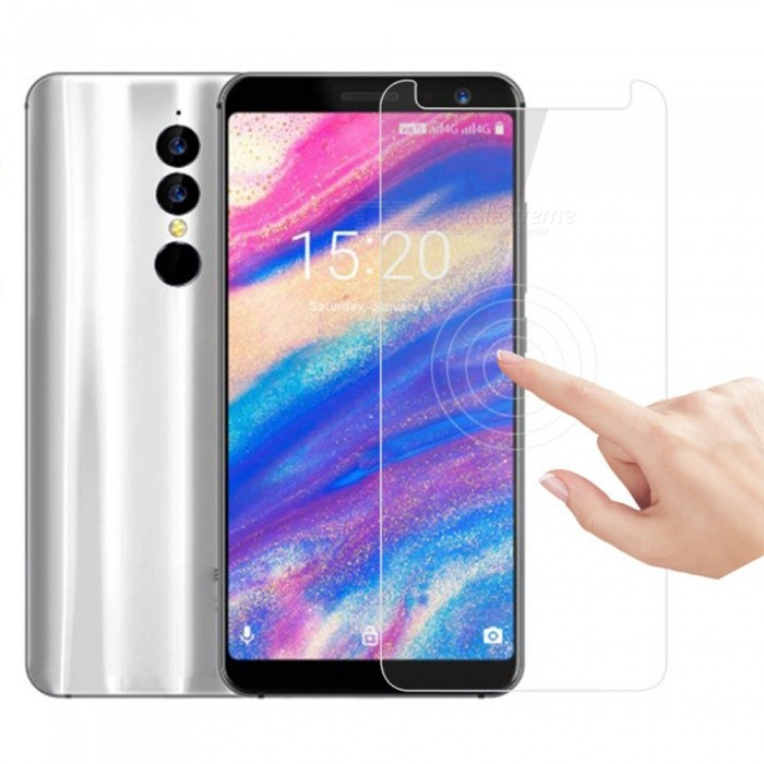 Buy Naxtop 2.5D Tempered Glass Screen Protector for UMIDIGI A1 Pro/A1 (1 PC) with Bitcoin with Free Shipping on Gipsybee.com