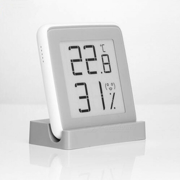 Xiaomi Miaomiaoce Digital Moisture Meter E-Ink Lcd Screen High-precision Thermometer Temperature Humidity Sensor