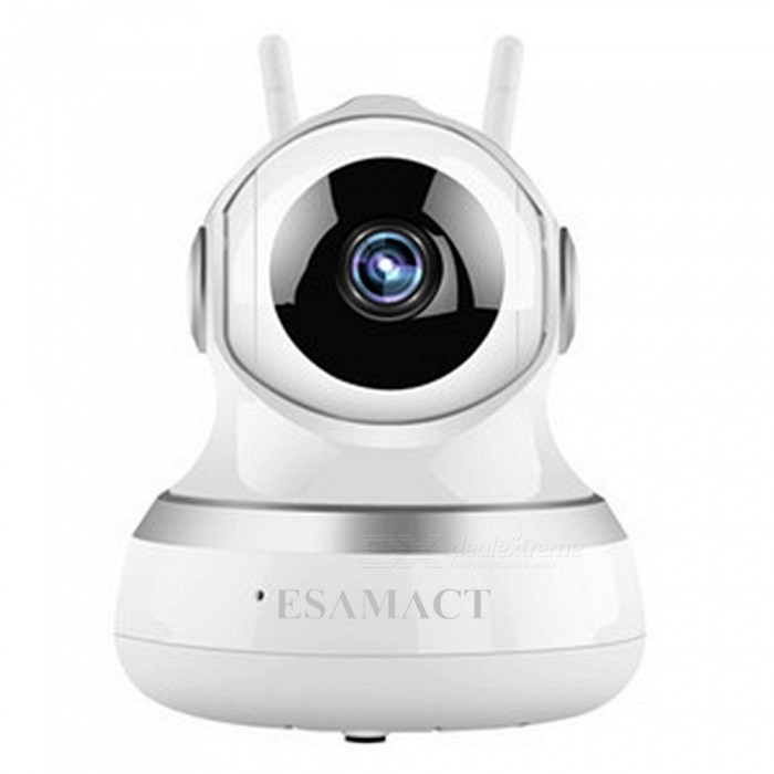ESAMACT 1080P IP Camera, Wi-Fi CCTV Video Surveillance P2P Home Security 2.0MP Network Camera