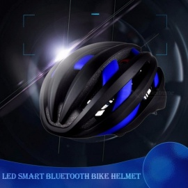 Stylish-EPS-LED-Smart-Bluetooth-Bike-Helmet-Outdoor-Cycling-Safety-Helmet-Protective-Bicycle-Gear-With-Mic-For-Men-Blue