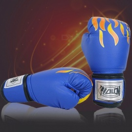 High-Quality-Adult-Ladiesmens-Boxing-Gloves-Professional-Competition-Muay-Thai-Fight-Training-Sandbag-Fighting-Gloves-Red