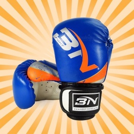 Boxing-Gloves-Kids-Professional-Sanda-Muay-Thai-Boxing-Sand-bag-Gloves-Competition-Fight-Training-Fighting-Sets-White