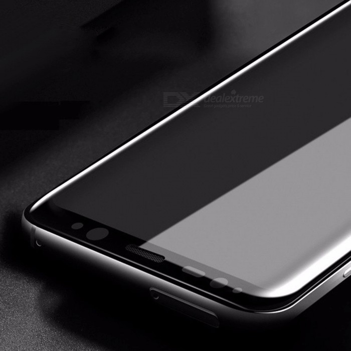 Tempered Glass 3D Curved Surface Full Cover Screen Protector Film For Samsung Galaxy Note 8