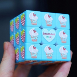 3-X-3-X-3-Magic-Cubes-Puzzle-Rubiks-Cube-Cute-3D-Fruit-Embossed-Educational-Toys-Gifts-For-Kids-Children-Sky-Blue