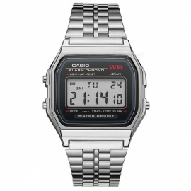 Casio A159W-N1 Digital Fashion Vintage Watches - Silver (Without Box) 145c80c5a1