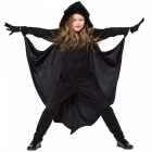 Halloween-Cosplay-Clothing-Neutral-Children-Jumpsuit-Pretend-Play-Costume-Bat-Shirt-BlackXLBatman