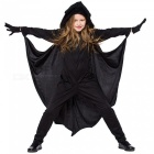 Halloween-Cosplay-Clothing-Neutral-Children-Jumpsuit-Pretend-Play-Costume-Bat-Shirt-BlackMBatman