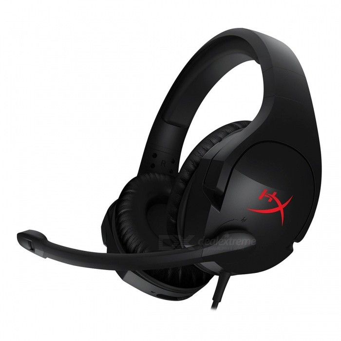 HyperX Cloud Stinger Gaming Headset HX-HSCS-BK/AS for PC, Mac, PS4, Xbox One & Mobile