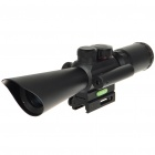 Professional-Laser-Sight-Rifle-Scope-with-Gun-Mount-(35-10x40)