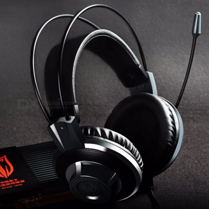 SOMIC-Somic-G925-Gaming-Headset-Headphones-Wired-Computer-Headset-Gray