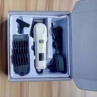 Professional-Electric-Hair-Clipper-Rechargeable-Hair-Trimmer-Mans-Hair-Shaver-Machine-To-Haircut-Beard-Trimmer-Styling-Green