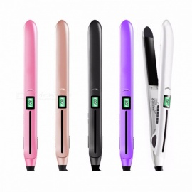 Professional-Hair-Straightener-With-LONIC-2b-Infrared-Hair-Straightener-Straightening-Iron-2bLCD-Display-Hair-Flat-IronEU