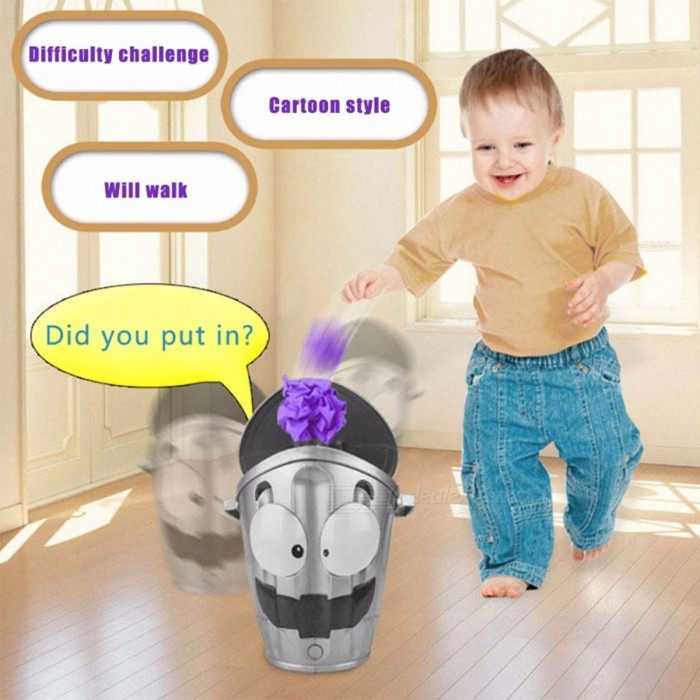 Indoor-Sports-Shooting-Game-Trash-Can-Toy-for-Kids-Family-Silver