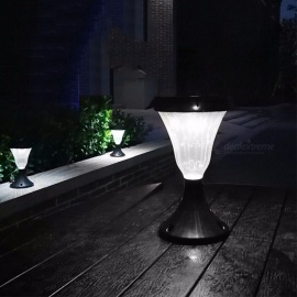 Solar-Power-LED-Night-Light-Outdoor-Waterproof-Inserted-LED-Road-Light-Touch-Control-Garden-Court-Lawn-Lamp-White