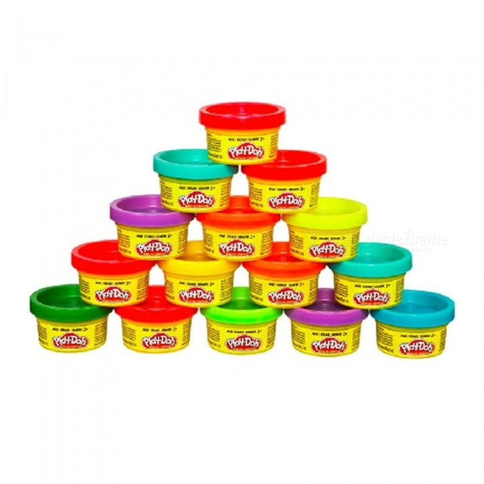 Other Toys Play Doh 15 Color Plasticine Modeling Clay Kids Toys