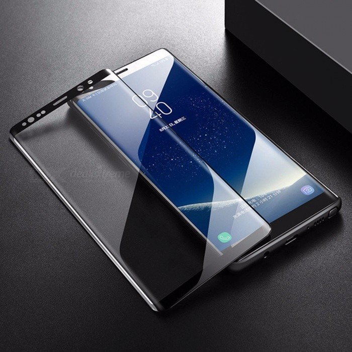 HD Full Covered 3D Curved Tempered Glass Screen Protector For Samsung S8, S8 Plus Transparent/s8 plus