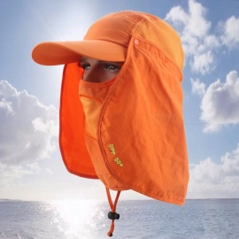 Outdoor-Sport-Hiking-Camping-Visor-Hat-UV-Protection-Face-Neck-Cover-Fishing-Sun-Protection-Cap