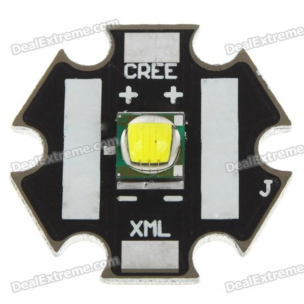 XML-U2-1C 320LM 7000K LED White Light Emitter with 20mm Base(3.35V)