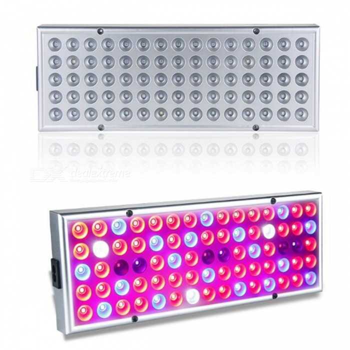JRLED 2835 SMD 75-LED Multi Color Mixing Growth Lamp for Plants Flower Growing Indoor Hydroponics Greenhouse, AC85-265V