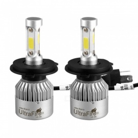 UltraFire-COB-UF-H4-4000-Lumens-Three-sided-Illumination-Super-Bright-Car-Headlights