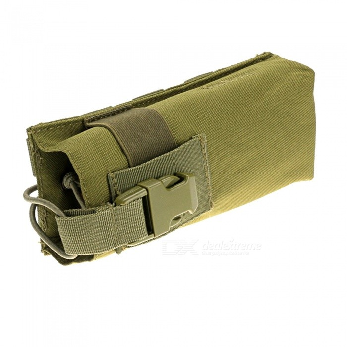 Poratbel Outdoor Water Bottle Kettle Bag  - Army Green
