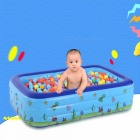 Baby-Inflatable-Swimming-Pool-For-Summer-Kids-Game-Pools-Fencing-For-Children-Portable-Bathtub-130*90*48cm-Sky-Blue