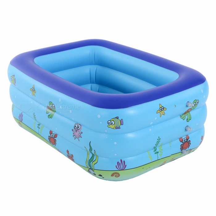Floatation baby inflatable swimming pool for summer kids game pools fencing for children for Portable swimming pools for kids