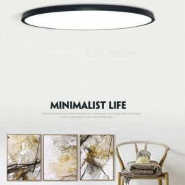 Ultra-thin-LED-Ceiling-Lights-For-The-Living-Room-Chandeliers-Light-Hall-Modern-Ceiling-Lamp-High-5cm-White0-5W