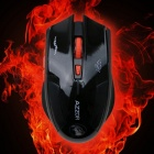 Noiseless-Wireless-Mouse-Optical-Mouse-Gaming-Silent-USB-Rechargeable-Mice-2400DPI-Built-in-Battery-For-PC-Laptop-Black