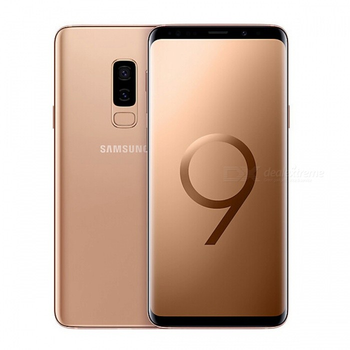 Samsung Galaxy S9 Plus G9650 6.2 inch LTE Android 8.0 Mobile Phone with 6GB RAM, 128GB ROM