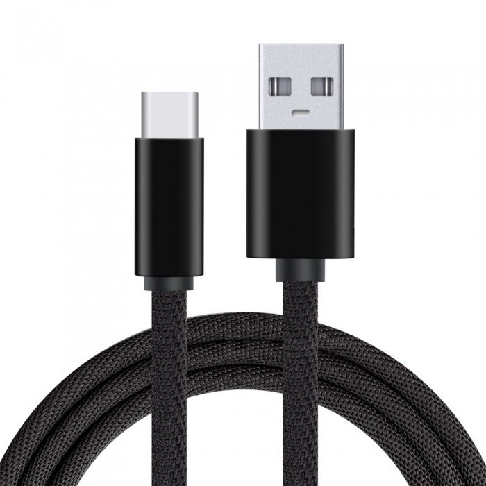 1.2m USB Type-C 5A Super Fast Charge Cable for Huawei P10 / Mate10 / P20 / P9