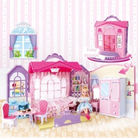 2019 New Style 2019 Diy House Mini Doll House Diy 3d Wooden Dollhouse Coffee Shop Craft Micro-landscape Handmade Flash Toy Educational Hands-on Available In Various Designs And Specifications For Your Selection Toys & Hobbies Model Accessories