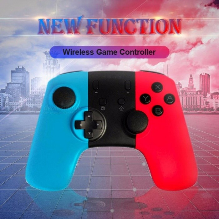 1pcs New NS Wireless Switch Gamepad For Nintendo Switch Console And PC Controller Gamepad Joystick Multi
