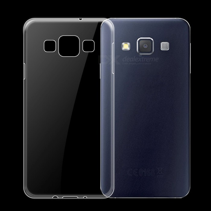 Dayspirit Ultra-Thin Protective TPU Back Case for Samsung Galaxy A3 - Transparent