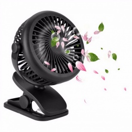 Multifunction-Clip-Fan-Mini-Rechargeable-Portable-Air-Cooling-Fan-With-USB-Recharge