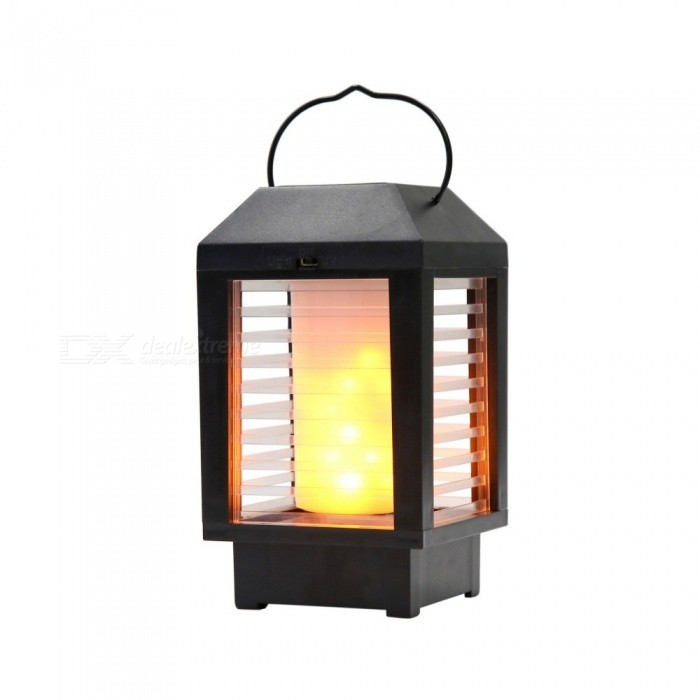 Flame-Wall-Lamp-Led-Wall-Lamp-Garden-Flame-Lamp-Landscape-Lamp-Outdoor-Waterproof-Lawn-Torch-Light-Charging-2b18650-Dual-Yellow