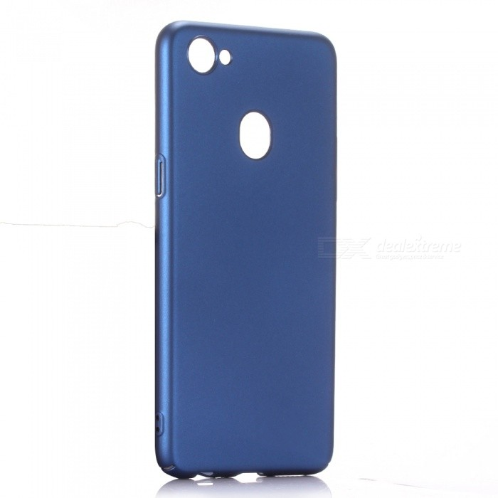 Naxtop PC Hard Protective Back Case for Oppo F7 - Blue