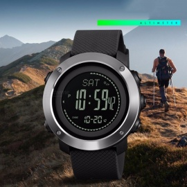 SKMEI-Men-Smart-Watch-Outdoor-Sports-Digital-Watch-With-Compass-Pedometer-Altimeter-Stopwatch-Dual-Time-30M-Waterproof