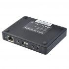 Standalone BitTorrent BT Downloader + USB/Printer Sharing Network LAN Server