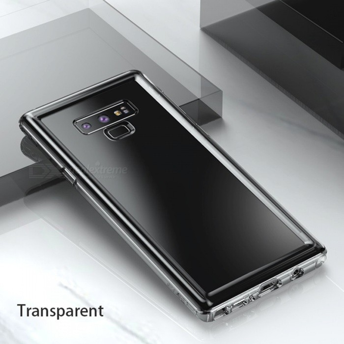 Baseus Soft TPU Back Case For Samsung Galaxy Note 9, Stylish Shockproof Protective Air Bag Case Cover Clear/TPU - Worldwide Free Shipping - DX