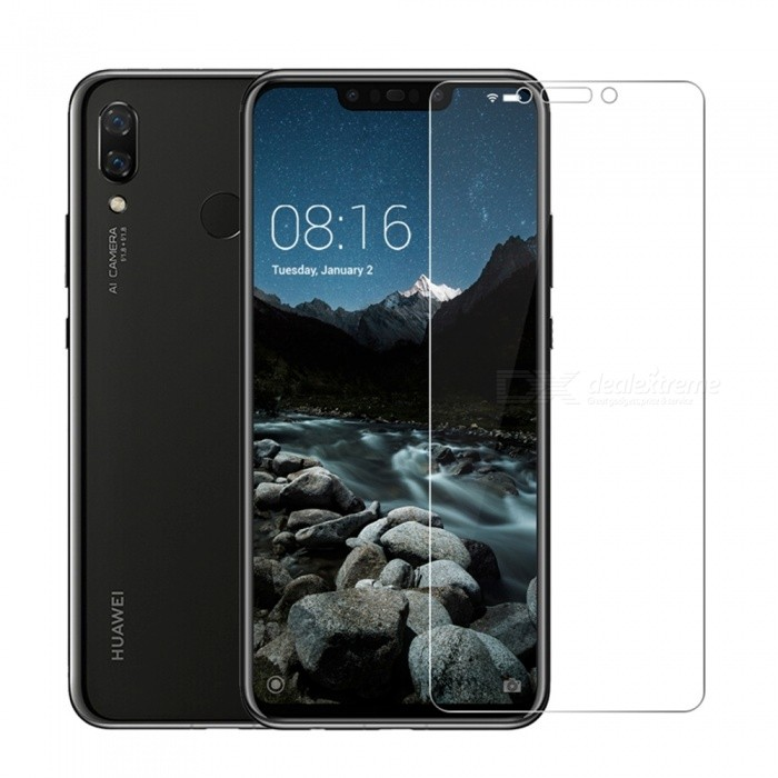 Naxtop Tempered Glass Screen Protector for Huawei nova 3i