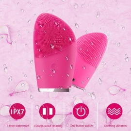 Silicone-Electric-Cleansing-Instrument-Soothing-Acne-Muscles-And-Skin-friendly-Pore-Cleansing-Beauty-Device-Pink