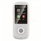 Maikou-A8-24-Portable-Translator-Real-Time-Instant-Smart-Voice-Translator-White