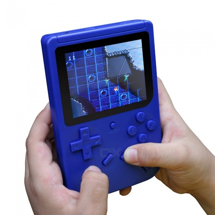 Handheld 3 Inch 300 Games Retro FC Game Player, Classic Game Console Presents for Children
