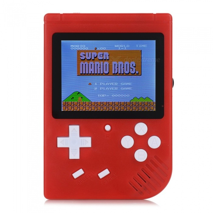Mini Retro Handheld Game Player, 400-in-1 Different Classic Childhood Game Console for Kid Gift