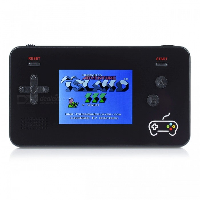 Image of Y-6 Game Mobile Power Mini Portable Handheld Game Player Console Built-in 188 Classic Games