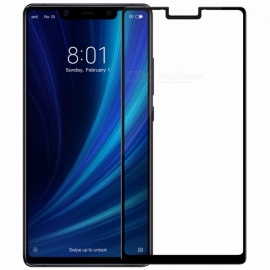 Nillkin-3D-CP2bMAX-Full-screen-Transparent-Mobile-Phone-Tempered-Glass-Screen-Protector-Film-For-Xiaomi-8-SE-BlackTempered-Glass