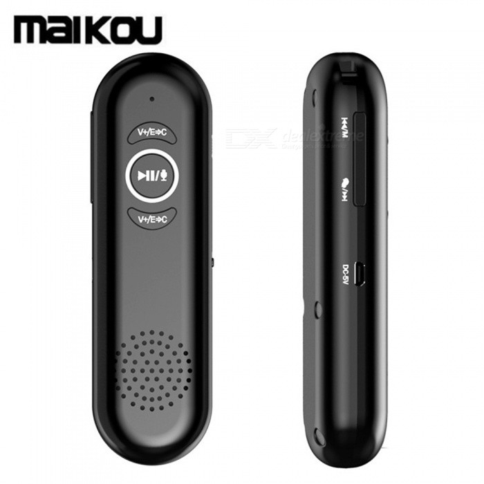 Maikou Smart Language Translator for Chinese-English Real Time SimultaneoTranslation - Black