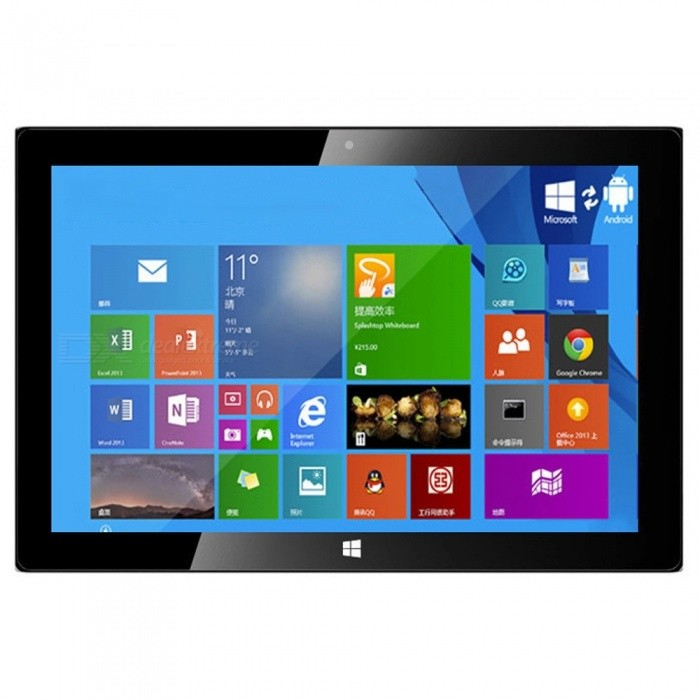 10.1quot Andriod Windows Quad Core 32GB Tablet Windows 10  Tablets Black